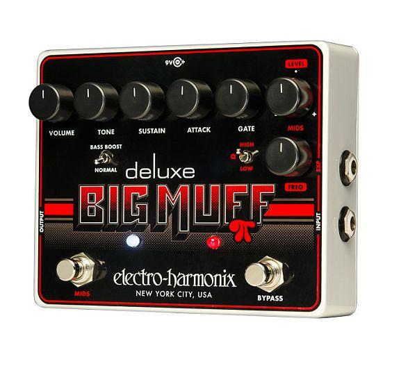 【DT】Electro-Harmonix Deluxe Big Muff Pi ファズ/ディストーション