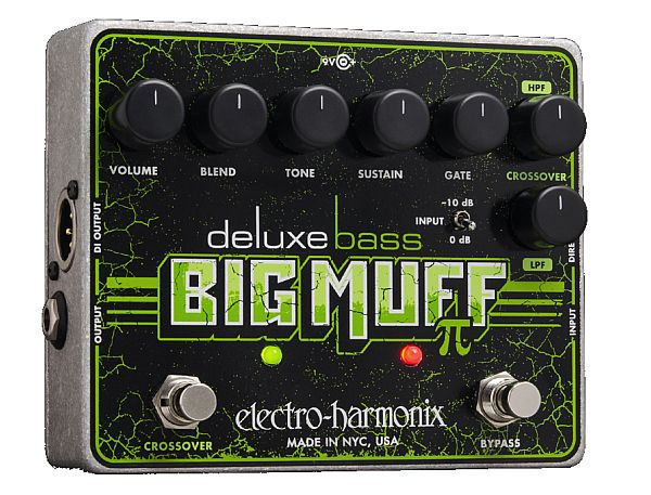 【DT】Electro-Harmonix Deluxe Bass Big Muff Pi ファズ/ディストーション