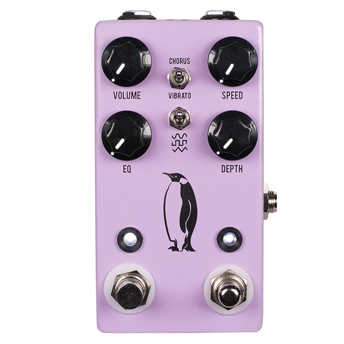 【DT】JHS Pedals Emperor V2 コーラス/ヴィブラート