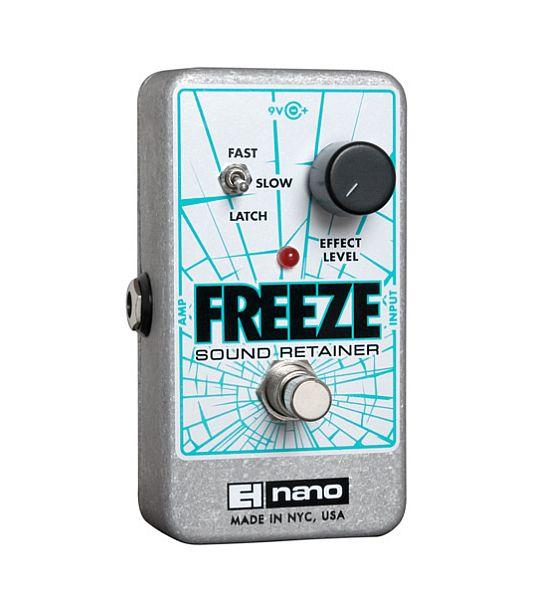 【DT】Electro-Harmonix Freeze サウンド リテイーナー