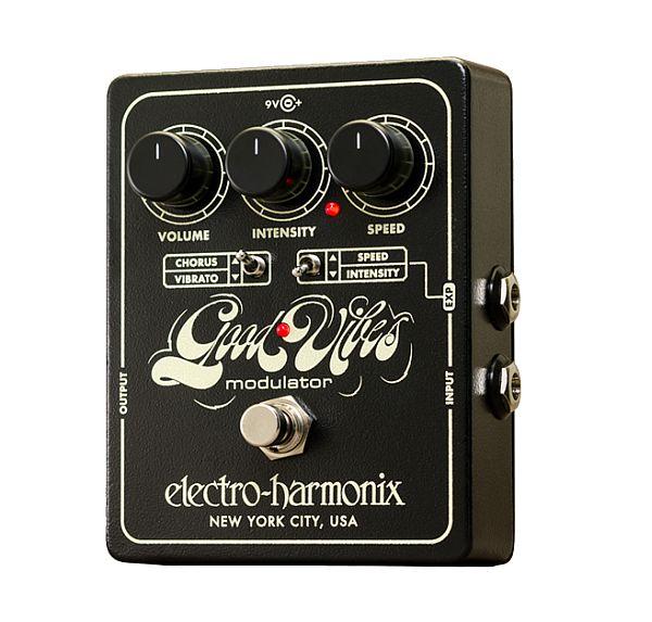 【DT】Electro-Harmonix Good Vibes コーラス/ビブラート