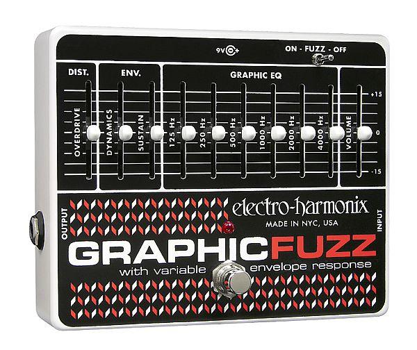 良質  【DT Fuzz】Electro-Harmonix Graphic Fuzz Graphic ファズ/ディストーション, ミノクニ商店:2f72f30d --- canoncity.azurewebsites.net