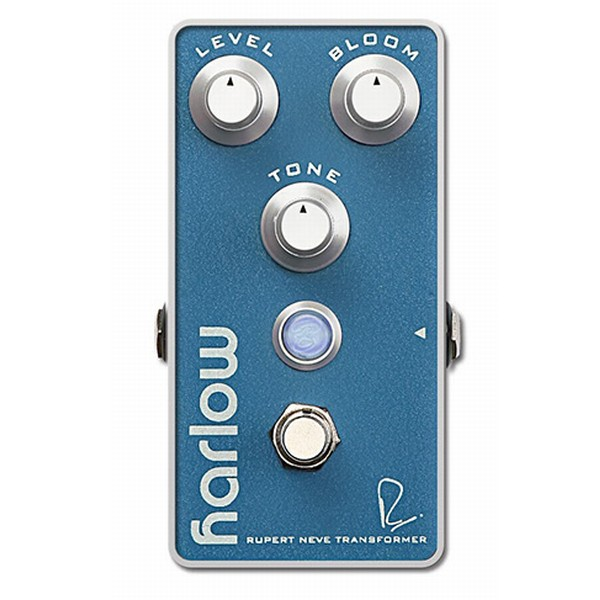 【DT】Bogner Harlow Rupert Neve Designs Boost With Bloom ブースター