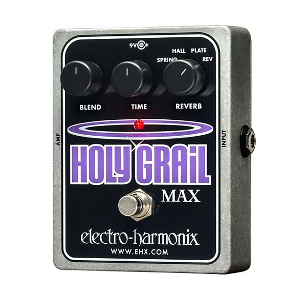 【DT】Electro-Harmonix Holy Grail Max リバーブ