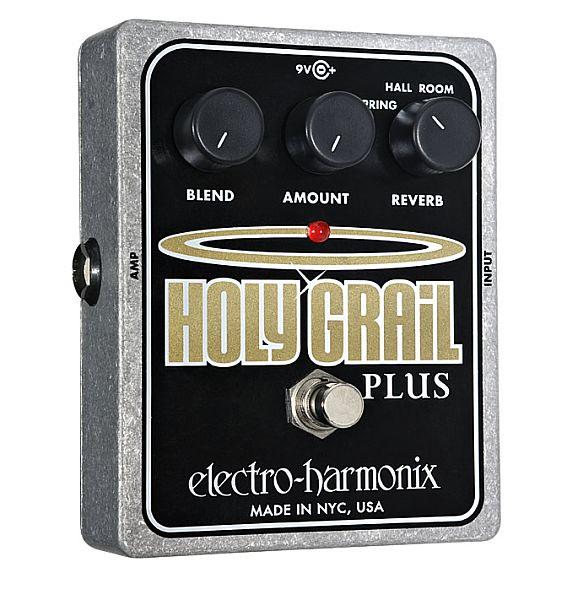 【DT】Electro-Harmonix Holy Grail Plus リバーブ