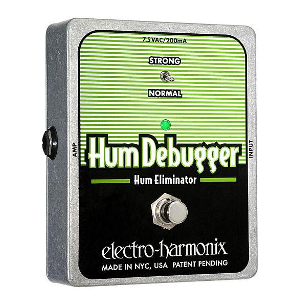 【DT】Electro-Harmonix Hum Debugger ノイズゲート