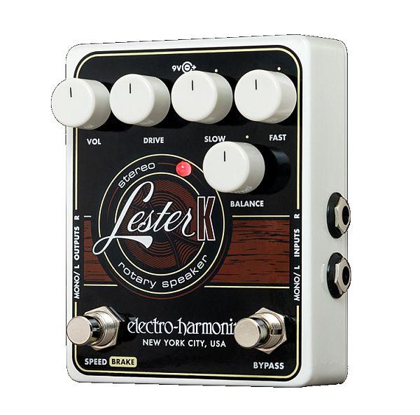 【DT】Electro-Harmonix Lester K ロータリースピーカーエミュレーター