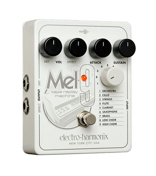 【DT】Electro-Harmonix MEL9 テープ リプレー マシン
