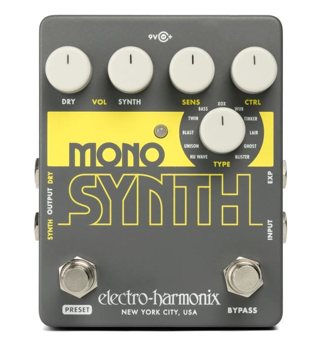 人気商品は 【DT】Electro-Harmonix Mono Synth ギターシンセサイザー, 価格は安く:695577c7 --- totem-info.com