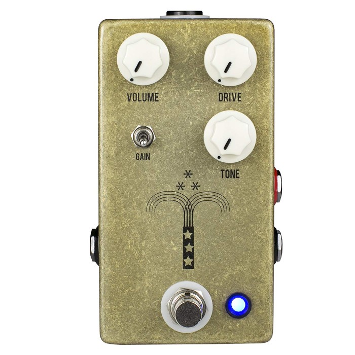【DT】JHS Pedals Morning Glory V4 オーバードライブ