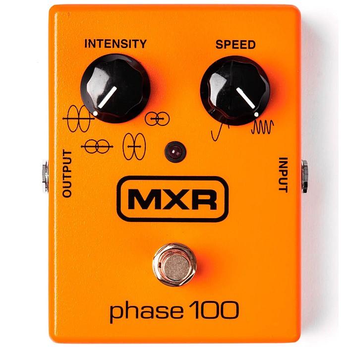 【DT】MXR M107 Phase 100 フェイザー