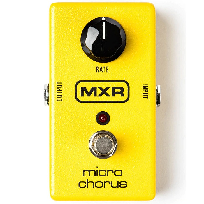 【DT】MXR M148 Micro Chorus コーラス