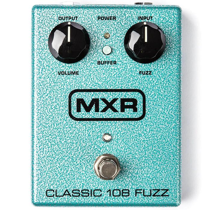 【DT】MXR M173 Classic 108 Fuzz ファズ