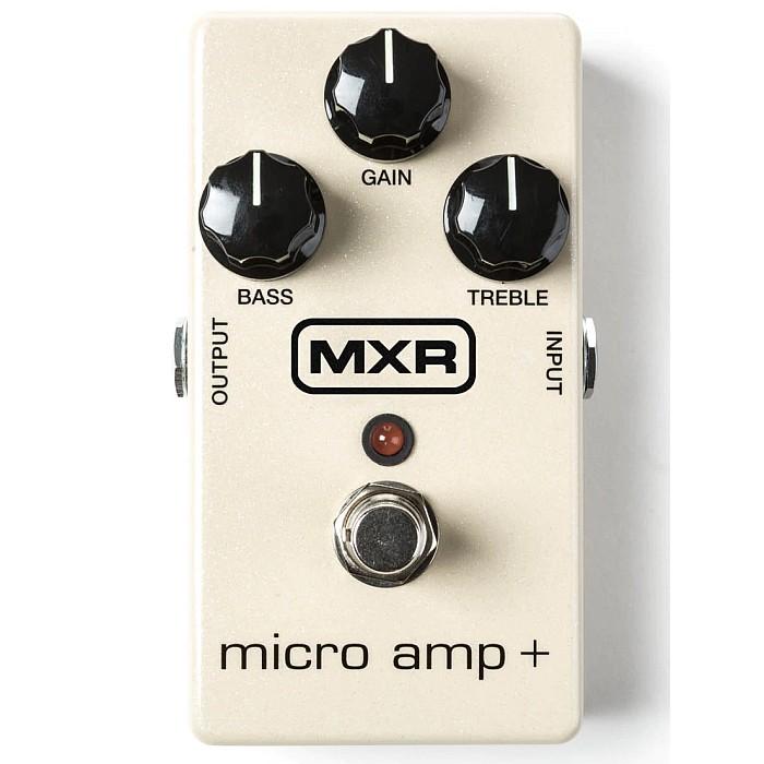 【DT】MXR M233 Micro Amp+ ブースター