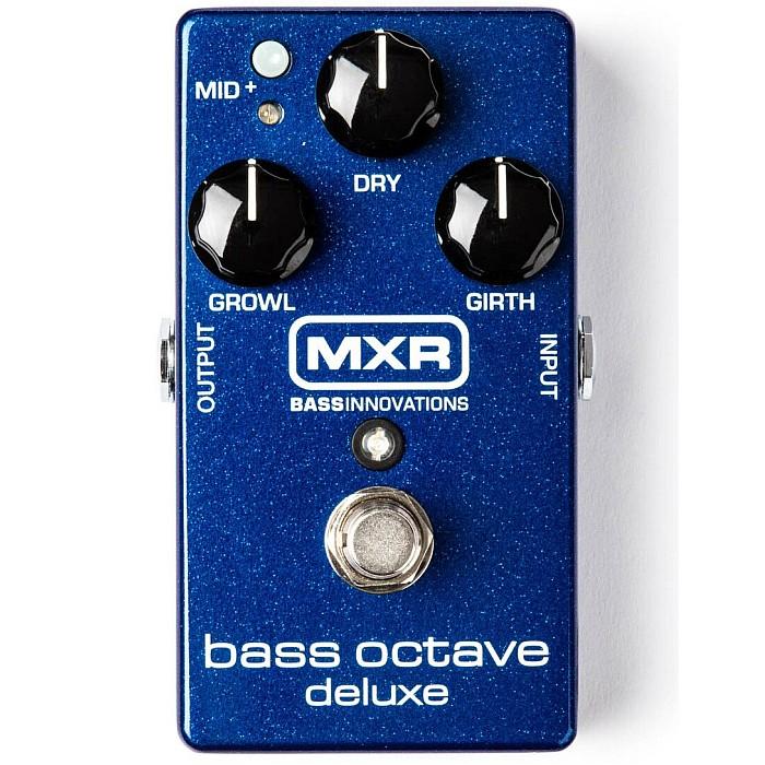 【DT】MXR M288 Bass Octave Deluxe ベース オクターバー
