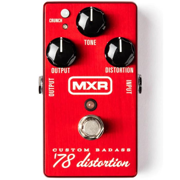 【DT】MXR M78 Custom Badass '78 Distortion ディストーション