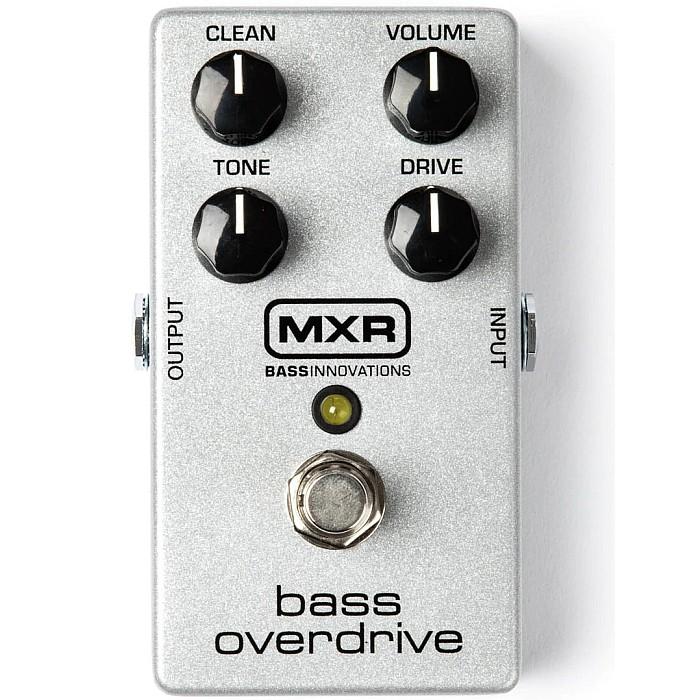 【DT】MXR M89 Bass Overdrive ベース オーバードライブ