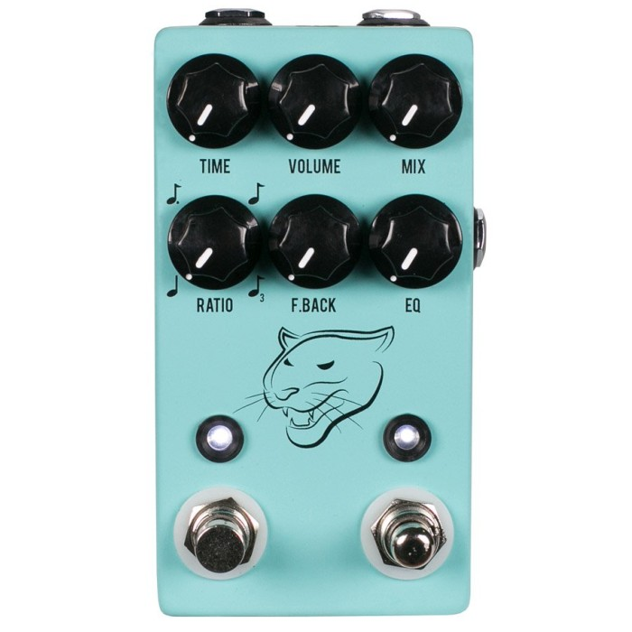 【DT】JHS Pedals Panther Cub V2 ディレイ