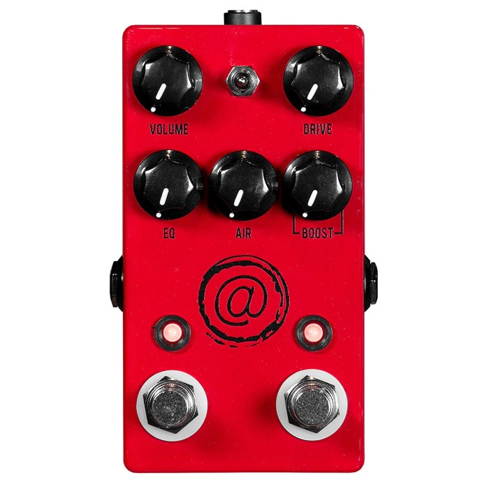 【DT】JHS Pedals The AT+ アンディ・ティモンズ オーバードライブ