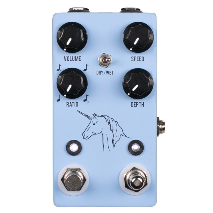 【DT】JHS Pedals Unicorn V2 モジュレーション