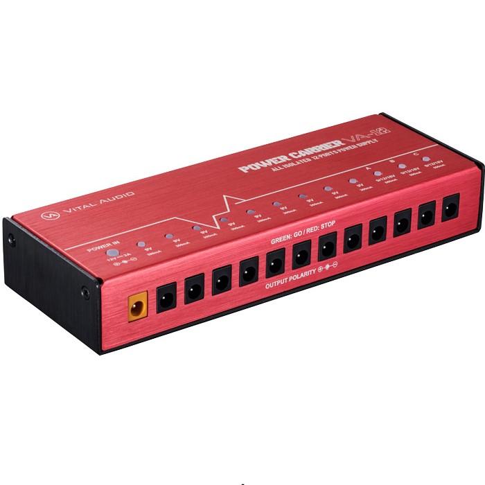 【DT】Vital Audio Power Carrier VA-12 パワーサプライ