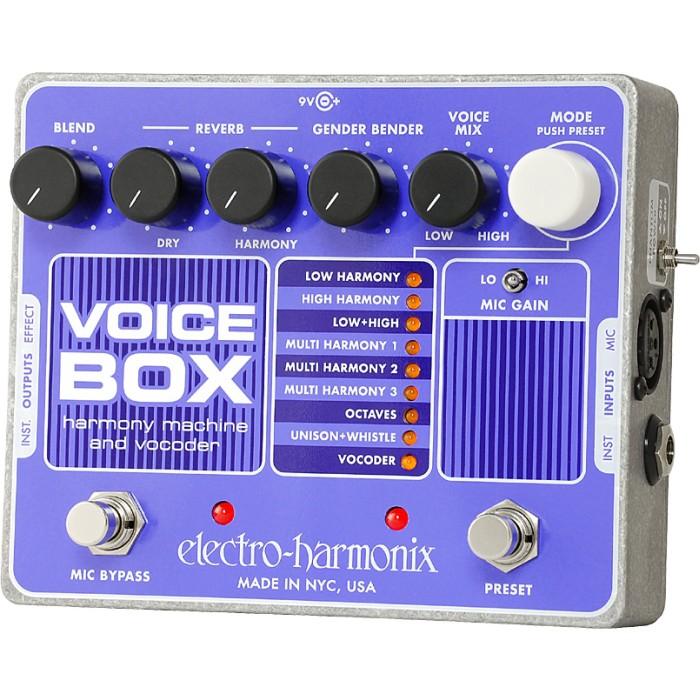【DT】Electro-Harmonix Voice Box ボコーダー