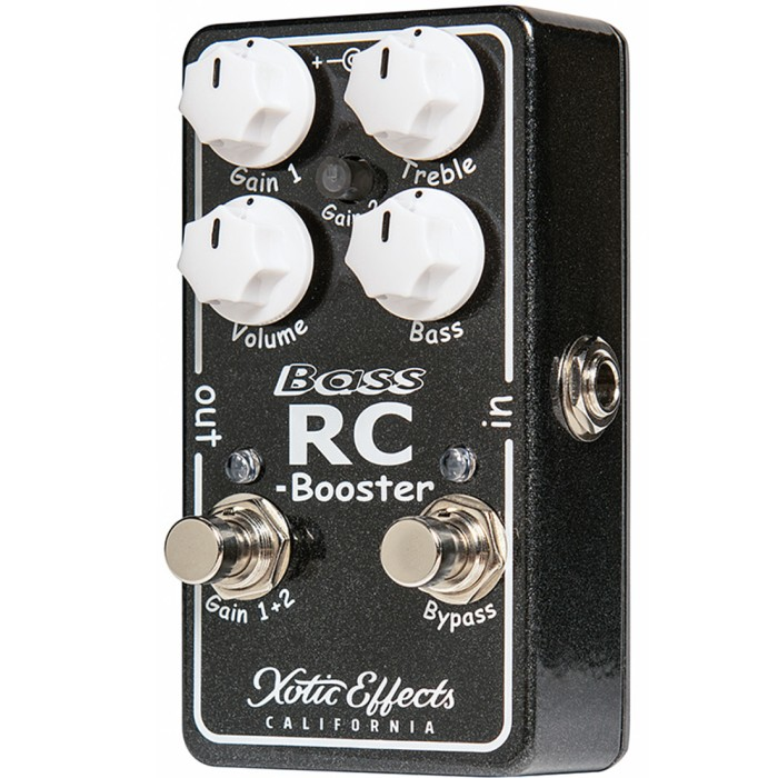 【DT】Xotic Effects Bass RC Booster V2 ブースター