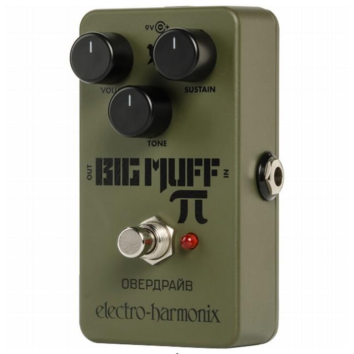 【DT】Electro-Harmonix Green Russian Big Muff ファズ/ディストーション