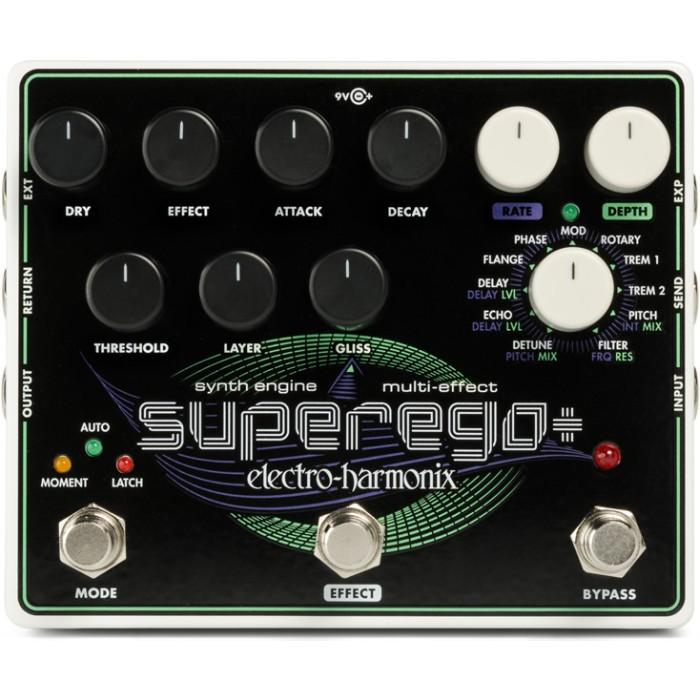 【DT】Electro-Harmonix Superego+ シンセエンジン