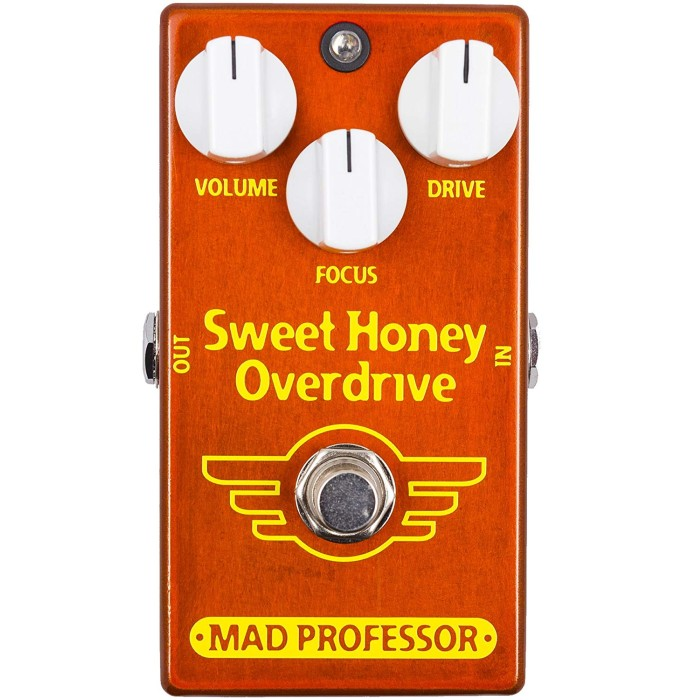 【DT】Mad Professor Sweet Honey Overdrive FAC オーバードライブ