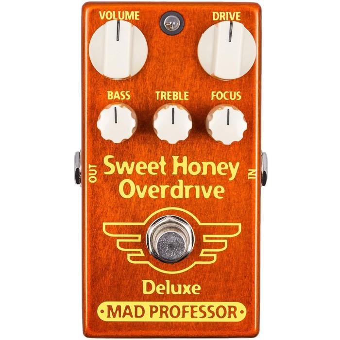 【DT】Mad Professor Sweet Honey Overdrive Deluxe FAC オーバードライブ