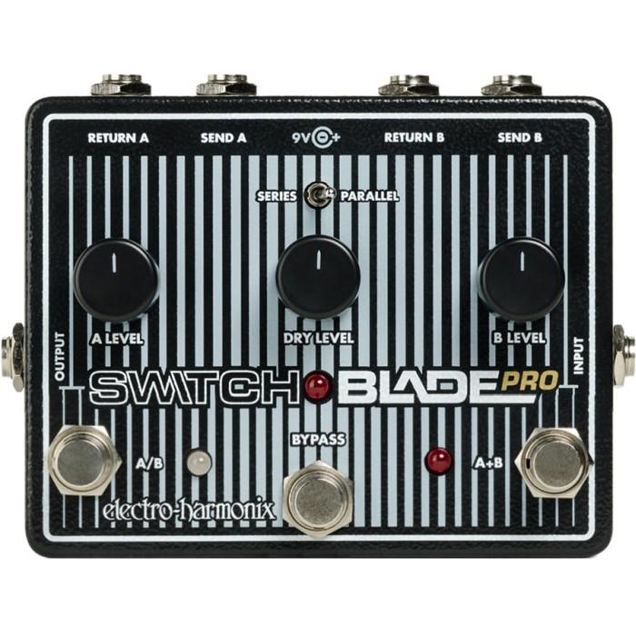 【DT】Electro-Harmonix Switchblade Pro スイッチャー