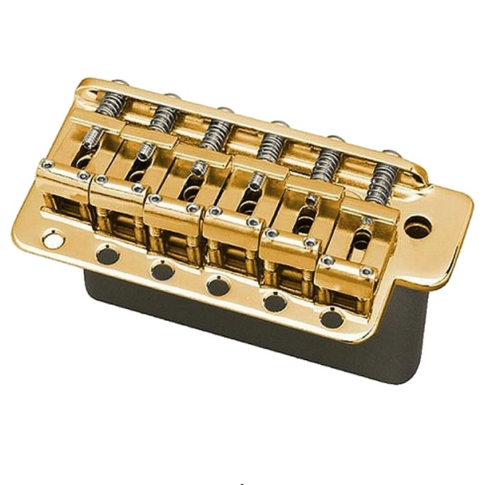 【DT】レフティ/左利き用 Gotoh GE101TS-GG Gold シンクロナイズド トレモロユニット プレスサドル スチールブロック仕様
