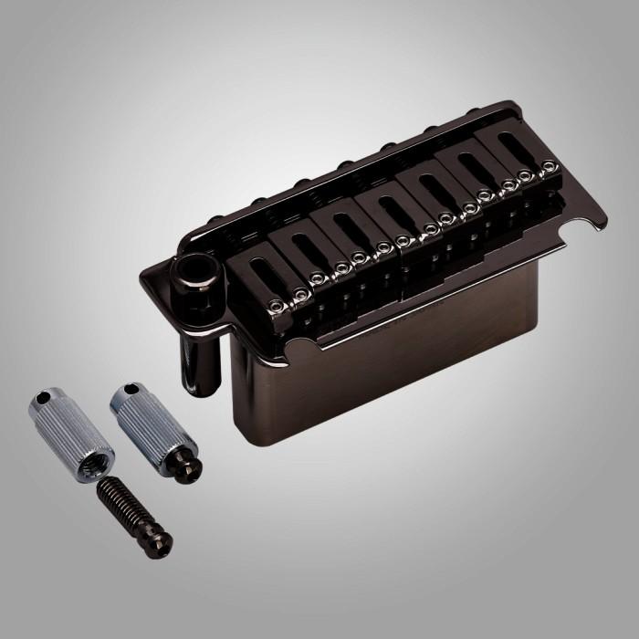 【DT】7弦用 Gotoh NS510TS-FE7-B Black シンクロナイズドタイプ トレモロユニット 7弦仕様