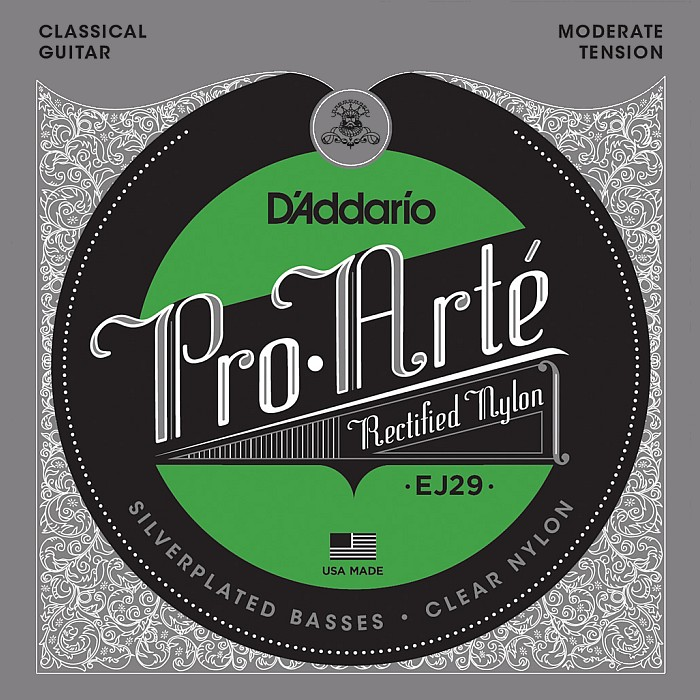 DT D'Addario Pro Arte EJ29 ダダリオ 男女兼用 市販 Rectified クラシック弦