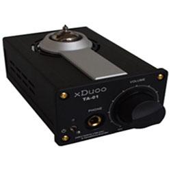XDUOO 【ハイレゾ音源対応】 ポータブルヘッドホンアンプ TA-01 (TA01)