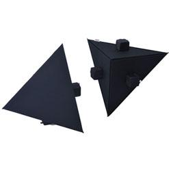 ARTE 音響パネル テトラ(ブラック) TE-BKペア (TETRABKペア)
