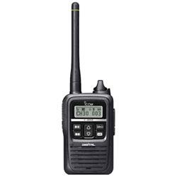 アイコム(ICOM) 携帯型デジタルトランシーバー IC-DPR3 (ICDPR3)