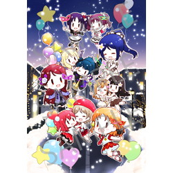 【10/24発売予定】 ランティス Saint Snow PRESENTS LOVELIVE! SUNSHINE!! HAKODATE UNIT CARNIVAL Blu-ray Memorial BOX