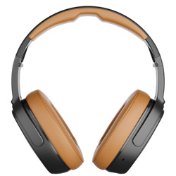 SKULLCANDY ブルートゥースヘッドホン CRUSHER 360 S6MBW-J373 BLACK/TAN [Bluetooth]