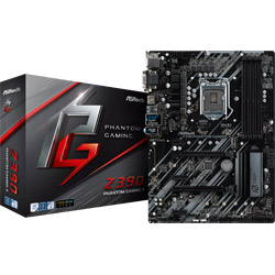 ASRock(アスロック) Gaming Z390 Z390 Phantom Gaming 4 Phantom (Z390PHANTOMGAMING4), 朝地町:a222c496 --- yogabeach.store