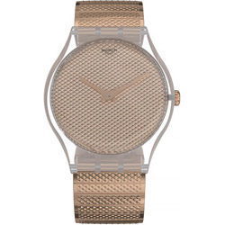 SWATCH SUOK134A POUDREUSE L 【並行輸入品】