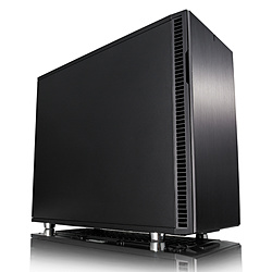 Fractal Design(フラクタルデザイン) Define R6 - Black USB3.1 Gen2 USB-C ブラック (FD-CA-DEF-R6C-BK) (FDCADEFR6CBK)
