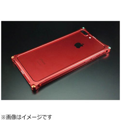 GILDDESIGN iPhone 7 Plus用 Solid Bumper -RADIO EVA Limited Matte RED- 式波・アスカ・ラングレー GIEV-282MRA (GIEV282MRA) [振込不可]