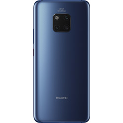 HUAWEI(ファーウェイ) Mate 20 Pro/Midnight Blue/51093BPK Mate20Pro/MidnightBlue (MATE20PROMIDNIGHT)