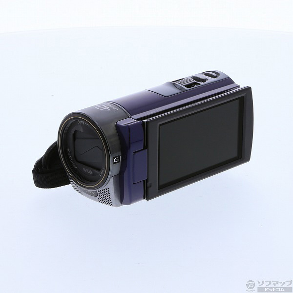【中古】SONYHDR-CX180 L (32GB/ブルー)【291-ud】