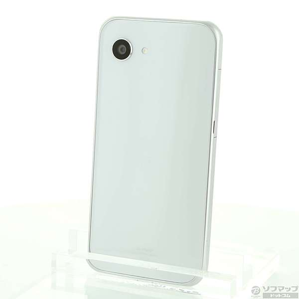 【中古】auAQUOS PHONE SERIE mini 16GB ホワイト SHV38 au【291-ud】