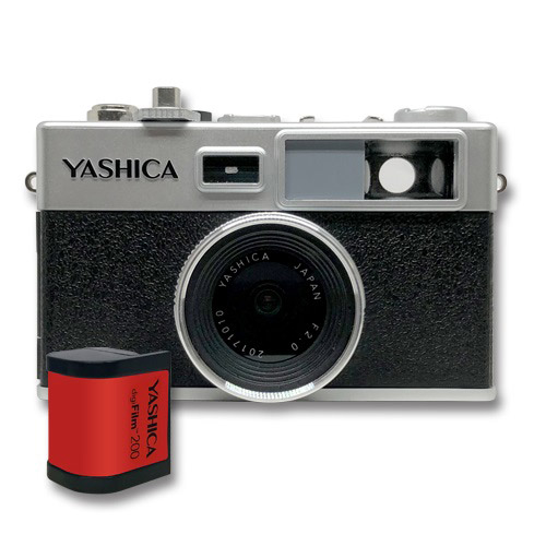 YASHICA YASHICA Y35 Camera with digiFilm 200 YAS-DFCY35-P38 (YASDFCY35P38)