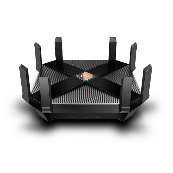 TP-Link Archer AX6000 Wi-Fi 6(11ax) 無線LANルーター [合計5952 Mbps: 4804 Mbps (5 GHz) & 1148 Mbps (2.4 GHz)] 3年保証 (ARCHERAX6000)