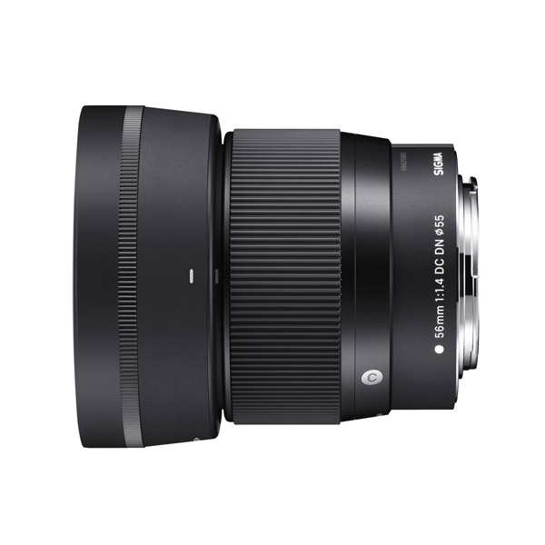 SIGMA(シグマ) カメラレンズ 56mm F1.4 DC DN Contemporary【EF-Mマウント(APS-C用)】 56mmF1.4DCDNContemporary ブラック